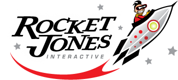 Rocket Jones Logo