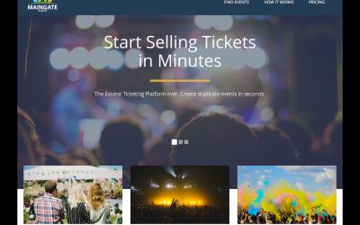 Project Update: MainGate Tickets